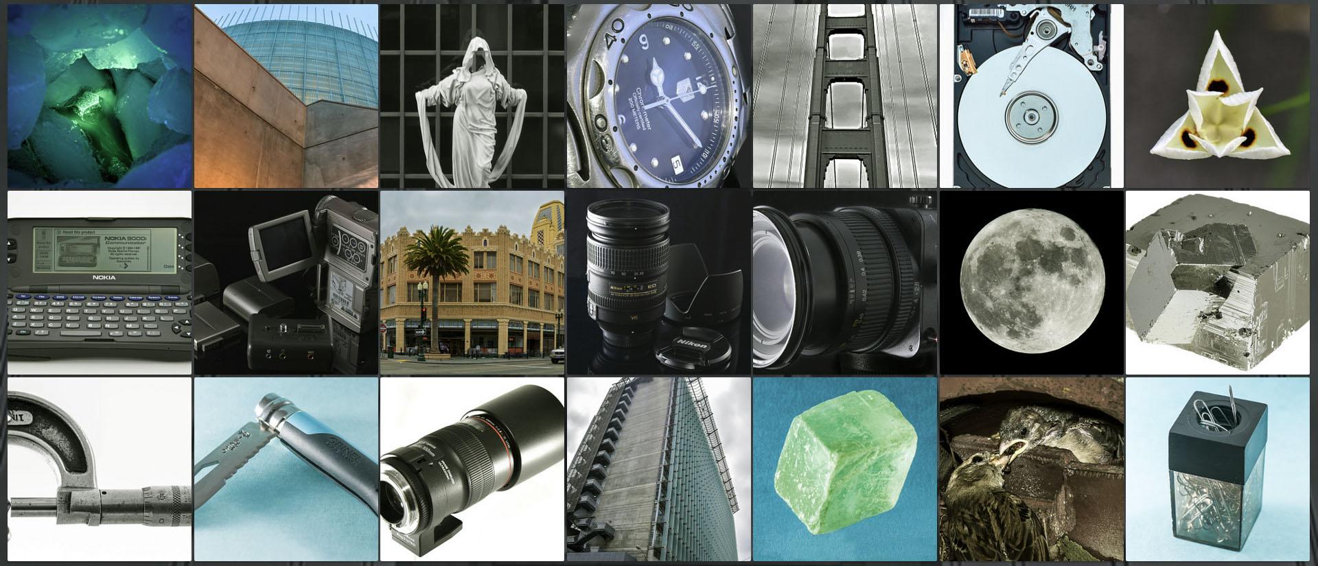 Photography Portfolio Samples